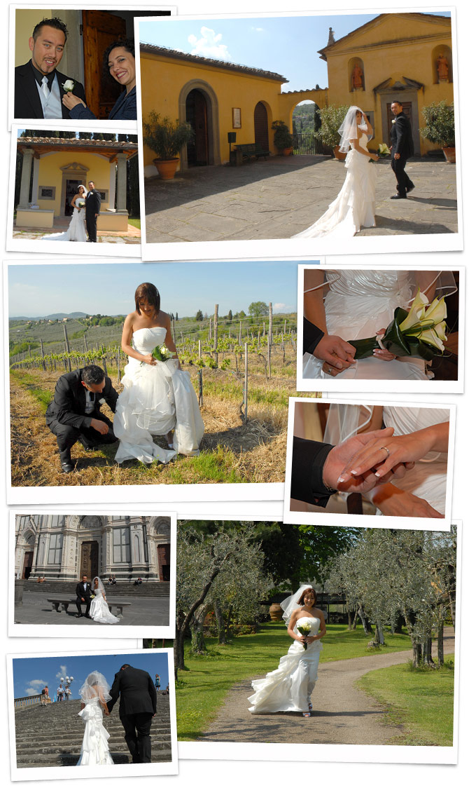 Akiko and Kane - Wedding in Florence - Photographer Nazzareno Garielli