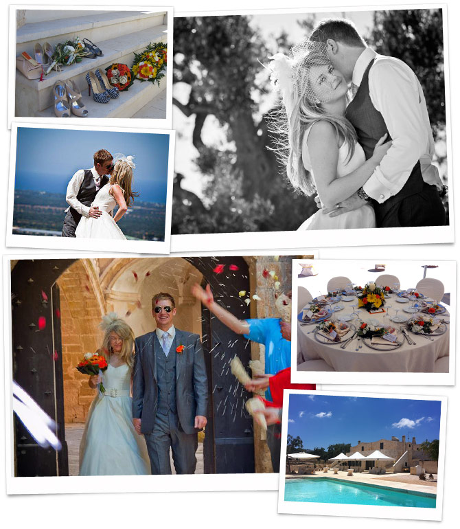 Anna and Jeff - Wedding in Apulia - Photographer (big pictures) iMAG1NE Amy Turner