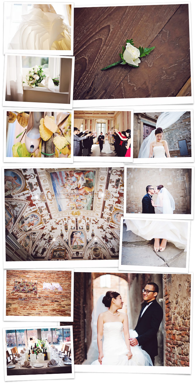 Viktoria and Frank - Wedding in Umbria - Photographer Rochelle Cheever